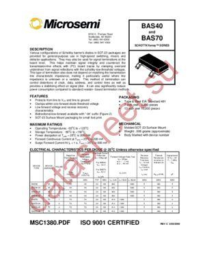 BSA70-04 datasheet скачать даташит