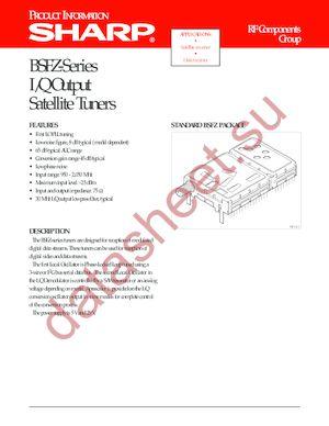 BSFZ68G57 datasheet скачать даташит