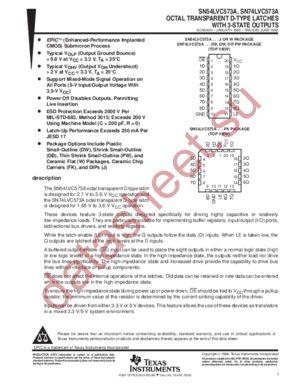 LVC573A DATASHEET НА РУССКОМ PDF СКАЧАТЬ БЕСПЛАТНО