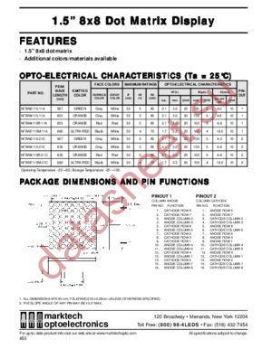 MTAN7115M-11A datasheet скачать даташит