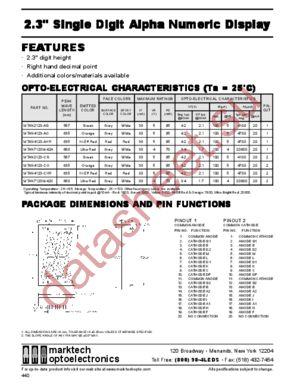 MTAN7123M-42C datasheet скачать даташит