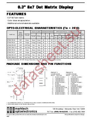 MTAN7135M-11A datasheet скачать даташит