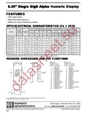 MTAN7139M-11A datasheet скачать даташит