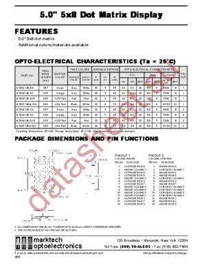 MTAN7146M-22C datasheet скачать даташит