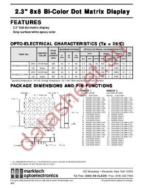MTAN6423-CHRG datasheet скачать даташит
