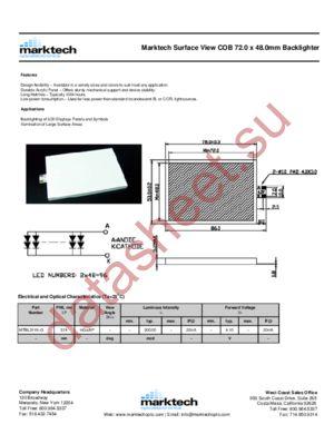 MTBL2119-G datasheet скачать даташит