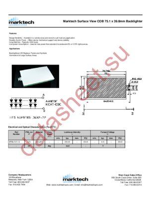 MTBL2129-G datasheet скачать даташит