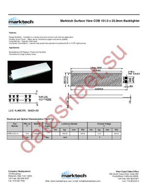 MTBL2127-G datasheet скачать даташит